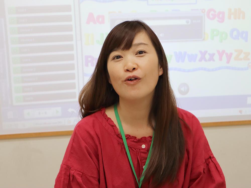 【講師の想い】自信をどんどんつけて、習った英語でどんどん世界に羽ばたいて